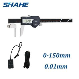0 150mm Tube Wall Thickness Digital Caliper Suit With Usb Cable