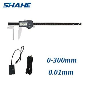 0 300mm Tube Wall Thickness Digital Caliper Set With Usb Cable