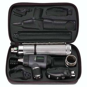 Welch Allyn Otoscope Opthalomscope Diagnostic Set Item 97200 m New