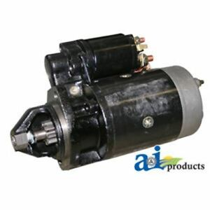 Ford Compact Tractor Starter For Models 1910 2110