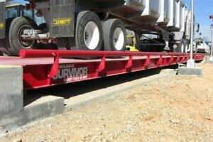 11 x70 Truck Scale With Steel Deck