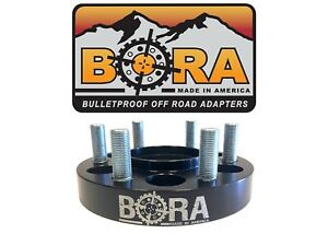 Toyota Land Cruiser 2 00 Wheel Spacers 4 By Bora Off Road Made In The Usa