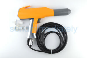 Aftermkt Replacement Electrostatic Powder Coating Spray Gun aq For Gema02 Opti