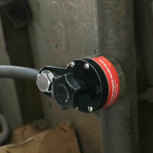 Ground Welding Device 600a Magnetic Clamp Fixture Connector For Welding Machine