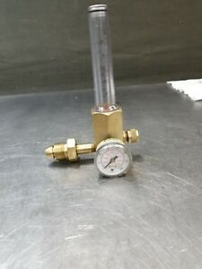 Smith Regulator Flowmeter Argon co2