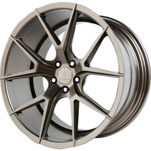 19 Verde V99 Axis Gloss Bronze Wheels For Rx350 Rx450h