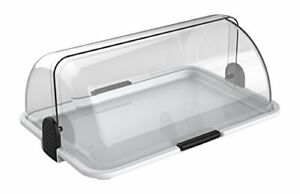 Cuisinox Polybox Countertop Bakery Display Case White