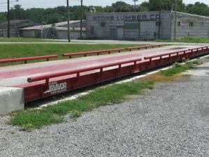 Usa Made 11x70 Steel Deck Truck Scale On Lot Ready To Ship