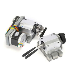Cnc Machine Cnc Router Rotational Rotary Axis Accessory Tail Stock For 4th axis