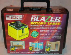 Rotary Laser Level By Empire made In Usa