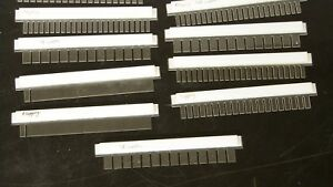 Thermo Fisher Assorted Owl Gel Electrophoresis Combs 25 Total