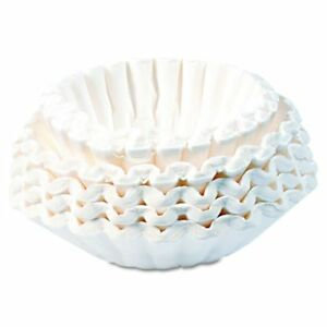 Bunn 1mial Coffee Filters 12 cup Size case Of 1000