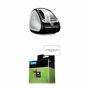 Single Label Printer Barcode Office Thermal Software Maker Shipping Material New