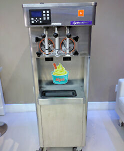 2014 Stoelting F231 Air Cooled Frozen Yogurt Ice Cream Maker Soft Serve Machine