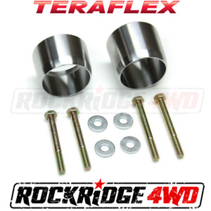 Teraflex 12 18 Jeep Wrangler Jk Exhaust Spacers
