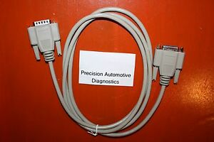 New 6 Main Test Data Cable For Cp9185 Cp9190 Actron Autoscanner Tool Connector