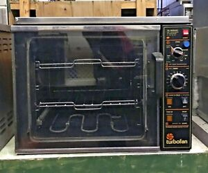 Turbofan E31 1w Electric Convection Oven
