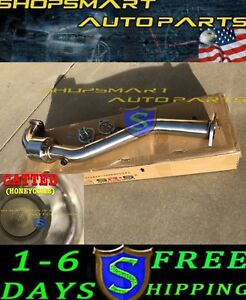 Srs Stainless Downpipe Down Pipe With Catted For Impreza 2 5l Rs Ej 1997 2005