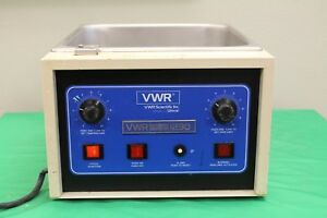 Vwr Scientific Heated Water Bath 1230