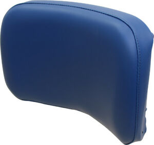 Amf8000b Seat Back Blue Vinyl For Ford New Holland 8000 8200 8400 Tractors