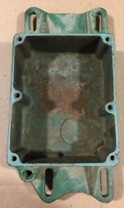 Maytag Single Hit And Miss Gas Engine Antique Original Gas Tank