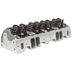 Afr Cylinder Head Set 1068 Eliminator 227cc Aluminum 65cc For Chevy 262 400 Sbc