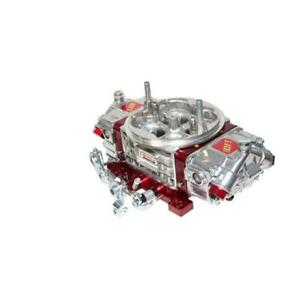 Quick Fuel Carburetor Q 950 b2 Q series 950 Cfm 4bbl Mechanical Red polished