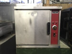 Vulcan Vsx5 Convection Steamer