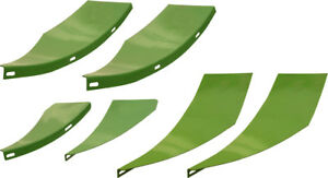 Amx2710104 Wide Spread Fin Kit For John Deere 9400 9410 9500 9510 9550 Combines