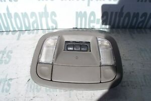 1994 1999 Cadillac Deville Overhead Console Map Courtesy Light Homelink Grey Oem