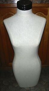 Female Mannequin Torso Clothing Dress Form Display