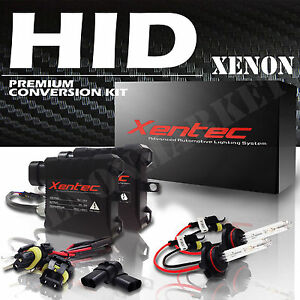 1992 2003 Honda Civic Hid Bi xenon Conversion Kit Headlight High low Fog Lights