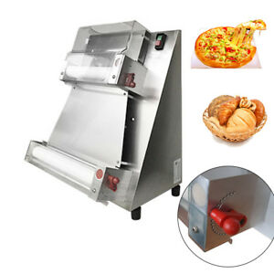 Auto Pizza Bread Dough Roller Sheeter Machine Pizza Making Machine 110 220vfda