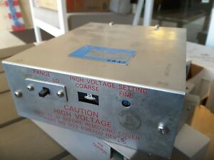 X1059 Power 1 25kv Supply High Voltage Monitor Ml Rm1 25p2000dx1059 Nice 149