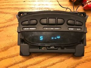 98 03 Dodge Durango Dakota Overhead Console Information Center Home Link