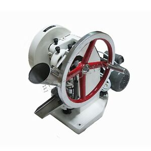 New Tdp 5 Tablet Press Making Machine Automatic Single Punch Pill Maker Tools