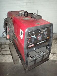 Lincoln Electric Ranger Gxt Portable Gas Welder 25v 250a 12170180111