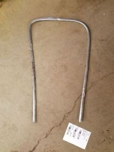 40 Buick 1940 Passneger Side Windshield Trim Moulding