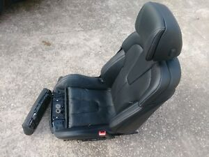 Bmw F13 13 16 M6 Coupe Right Front Seat Powered Memory Heated Ac Cooled Massage