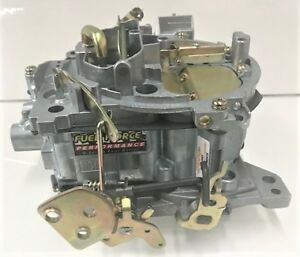New Rochester Marine Quadrajet Carburetor For Mercruisers 5 7l