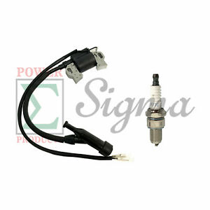 Ignition Coil Module For Powermate Pm0125500 5500 6875 Watt 389cc Gas Generator