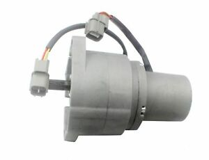Sk200 6 Stepping Throttle Motor Yt20s00002f3 For Kobelco Excavator 3 Month Wty