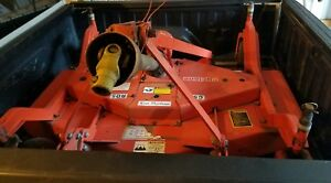 Befco Cyclone Pto Brushmmaster Brushhog 60 Rear Discharge Mower Deck