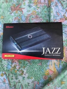 Enermax Jazz Eb207s In Original Box Aluminum 2 5 Hdd Enclosure