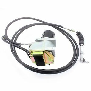 E320 320l As governor Throttle Motor 106 0092 1060092 For Cat Excavator