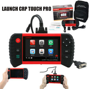 Launch Crp Touch Pro Diagnostic Scan Tool Sas Tpms Dpf Epb Update As X431scanpad
