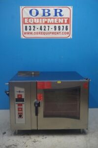 Cleveland Natural Gas Convotherm Combi oven Steamer Model Ogs 6 20
