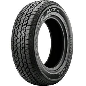 1 New Bridgestone Dueler H t 689 265 70r16 Tires 2657016 265 70 16