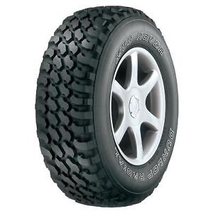 4 New Dunlop Mud Rover Lt30x9 50r15 Tires 9 50r 15 3095015