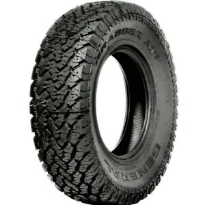 4 New General Grabber At2 P215 75r15 Tires 75r 15 215 75 15